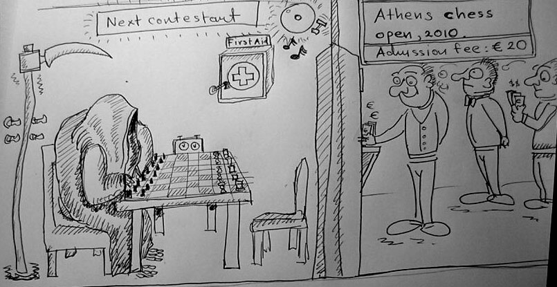 Athens 2012 Chess open Championship